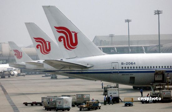 Air China asks Boeing for compensation