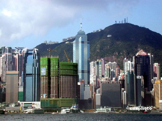 HK most-expensive housing market in the world