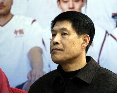 1992年巴塞罗那奥运会,蒋兴权带队参赛仅获第12名。