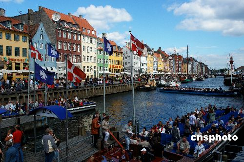 Proud to have Chinese tourists in city: Copenhagen Mayor Jensen