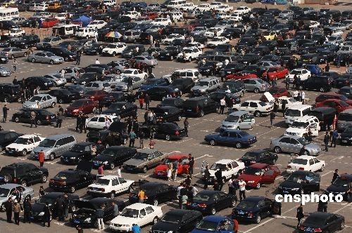 China reports first batch of second-hand vehicle export