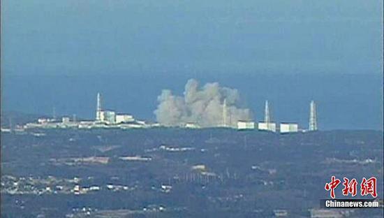 日本东京电力公司:需花10年为取出福岛核电站燃料碎片打基础