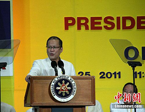 菲律宾总统祖籍地在福建 当地村民期盼阿基诺