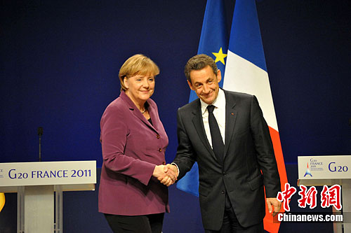 二十国领导人第六次峰会通过戛纳行动计划