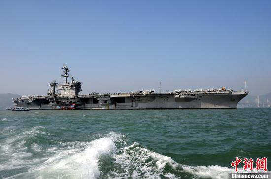 美日海军3天演习结束 美官员:对朝释放强烈讯息