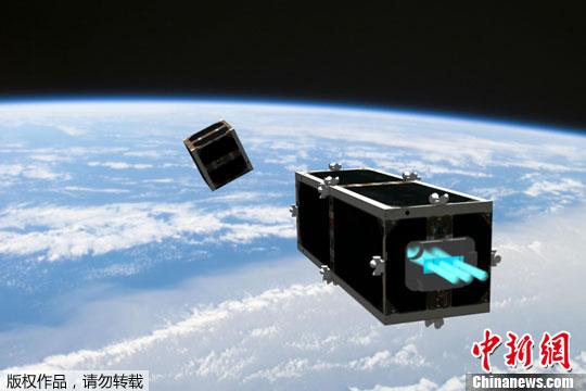 """2月15日,据瑞士联邦高等理工学院的瑞士空间中心报道,瑞士2009年发射的立方体卫星之一——""""CleanSpace""""一号已抵达预定工作轨道。"""