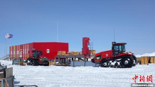 中国第五座南极考察站完成选址奠基 预计明年开建