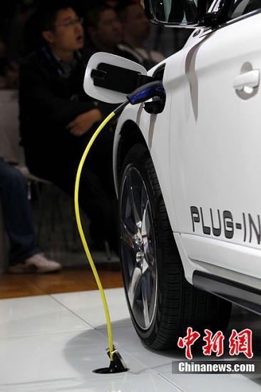 资料图:新能源汽车。<a target='_blank' href='http://www.chinanews.com/'>中新社</a>发 富田 摄