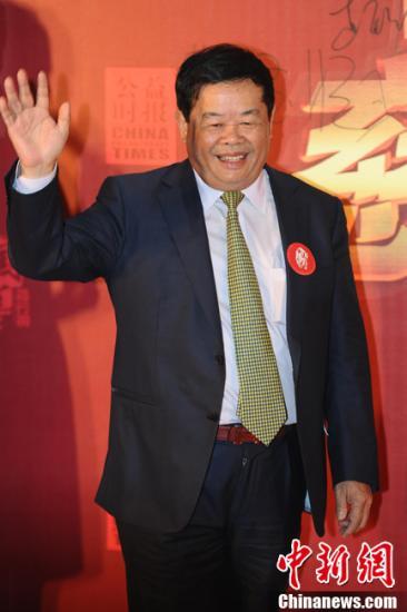 资料图:曹德旺。<a target='_blank' href='http://www.chinanews.com/'>中新社</a>发 李学仕 摄