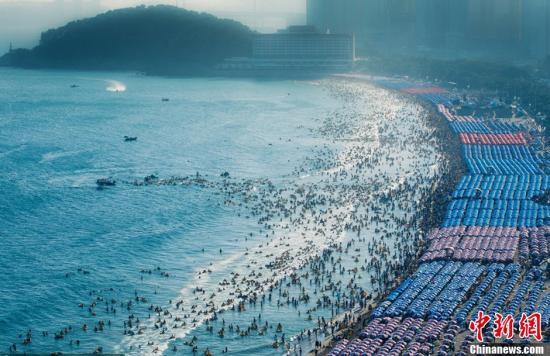 亚洲经济:韩国人最爱的夏季避暑胜地是这里!