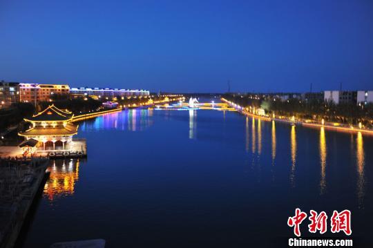 敦煌国际旅游名城打造文化圣殿 华夏文明传承创新区 绚丽甘肃图集