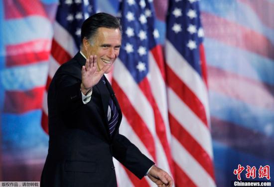 美民调:罗姆尼与希拉里为两党最热门总统候选人