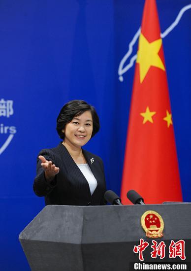 外交部:望各方为政治解决朝鲜半岛问题作出各自应有的努力