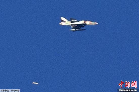 资料图:以色列战机。