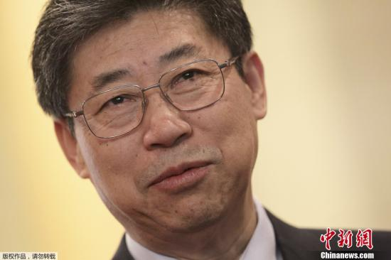 张吉龙将任亚足联裁委会主席(图)