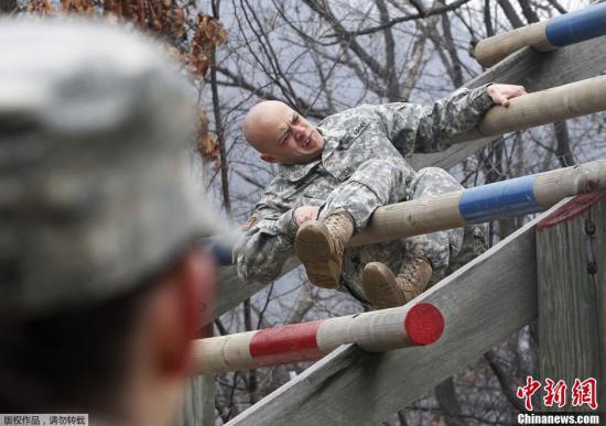 走进朝鲜半岛最强美国陆军基地 能容纳4.5万美军