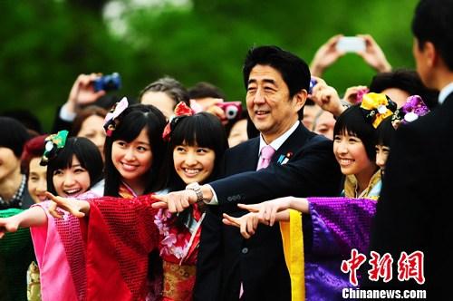 赏樱会风波发酵 安倍晋三被约660名律师和学者起诉
