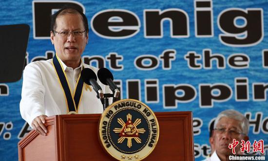 菲律宾总统因菲美军事协议再遭弹劾指控