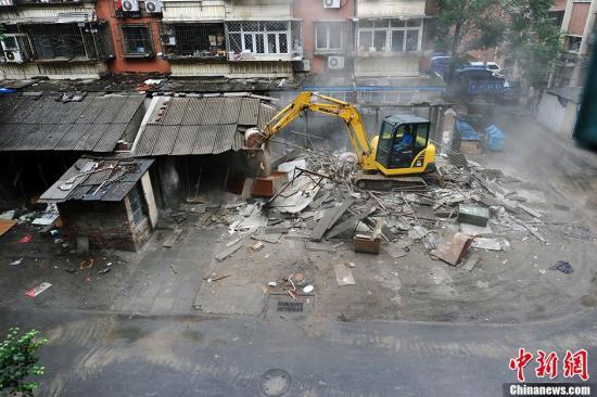 广州市今年拆除违法建设面积超4000万平方米 已完成年度目标的九成