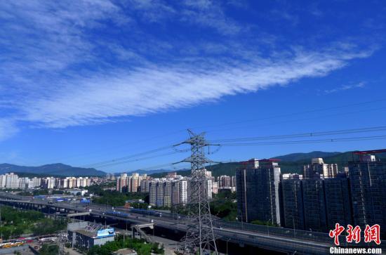 资料图:中新社发 李文明 摄 图片来源:CNSPHOTO