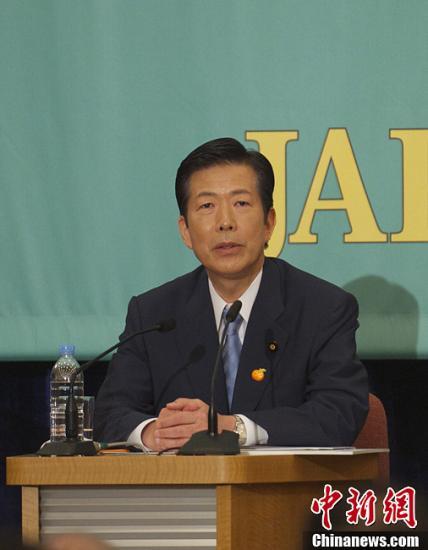 内讧!日本公明党党首谈修宪:朝野分歧严重,很难实现