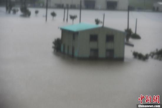 台湾屏东被淹 大笔治水经费被指用来办晚