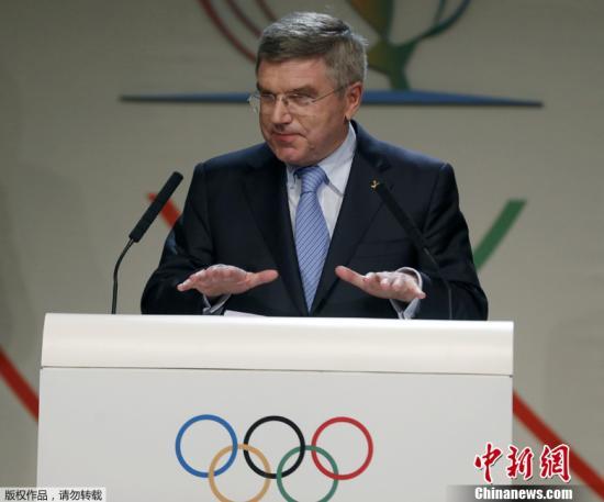 巴赫:东京奥运只会在安全环境下举行 不一定是夏天
