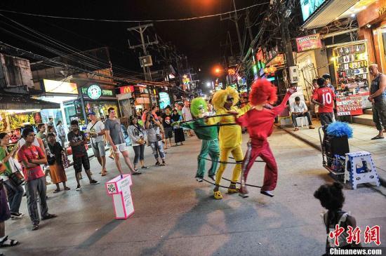 今年前5月泰国旅游业收益增长海岛观光仍大热