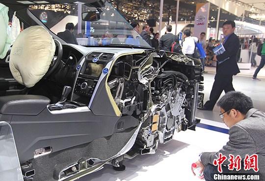 开放共享战略助力中国新能源汽车驶向世界