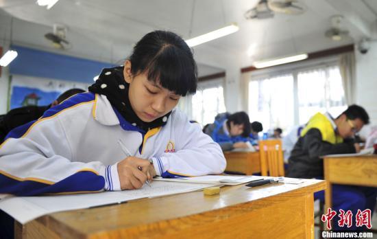 学生疑成绩差被强迫不能参加中考