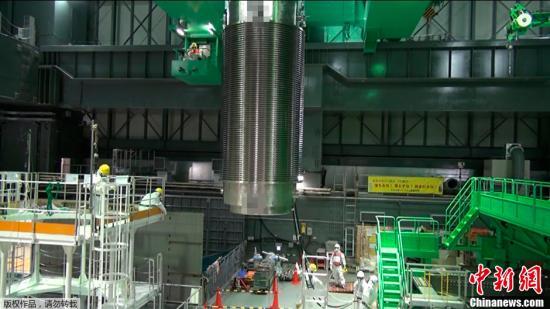 中国核燃料研究获突破 力争到2030年时建成百兆瓦级工程示范项目