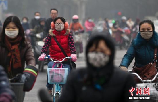 生态环境部:今年秋冬季大气污染防治方向不变、力度不减