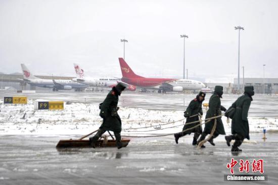 6家航空公司2座機場被中國民航局給予通報批評