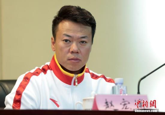 资料图:赵宏博。中新社发 刘关关 摄