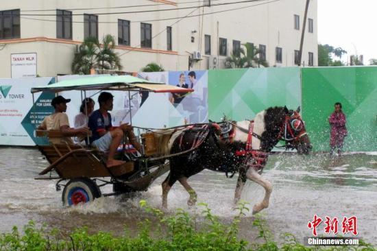 印度尼西亚已进入雨季中使馆吁注意防范雨季安全风险