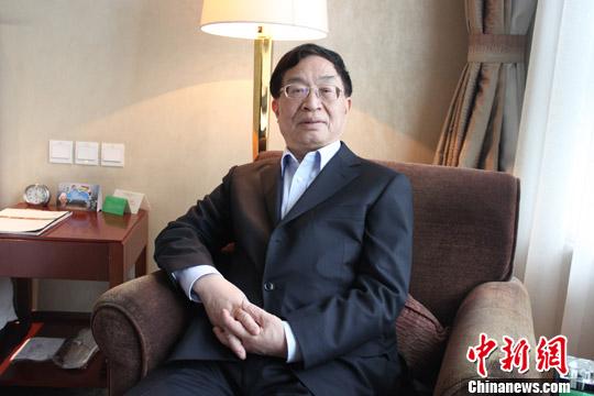 """叶培建:中国明年将发射火星探测器 一次性完成""""绕落巡"""""""