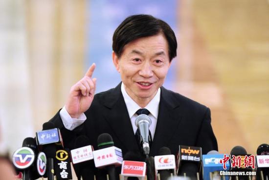 资料图:黄树贤。<a target='_blank' href='http://www.chinanews.com/'>中新社</a>发 杨华峰 摄