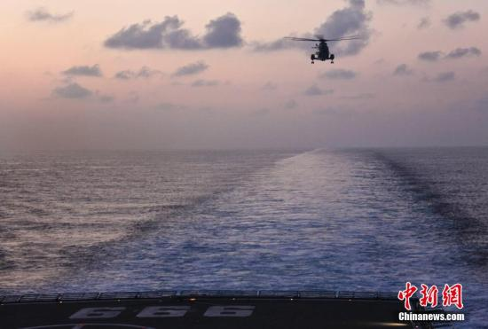 韩媒 韩国或投入2架军机协助搜救失联马航客机