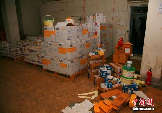 中国公安部指挥成功破获一起特大利用互联网制售有毒有害食品案