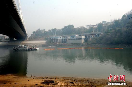 资料图:水源地污染。<a target='_blank' href='http://www-chinanews-com.hxojauq.tw/'>中新社</a>发 刘可耕 摄