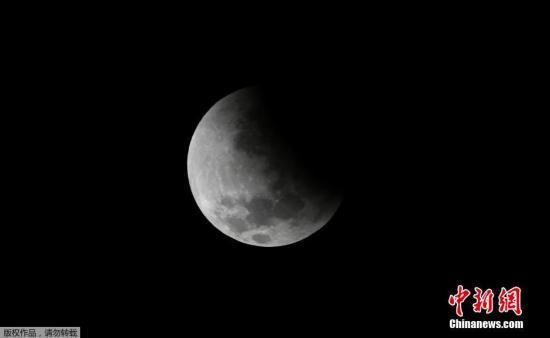 资料图:月亮