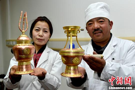 西藏近九成乡镇卫生院可为基层百姓提供藏医药服务