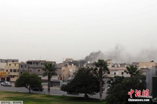利比亚政府称或寻求国际援助重建国内安全秩序