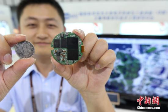 中国看到卫星导航,定位行业蓬勃发展