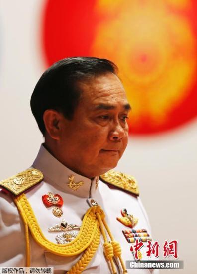 巴育获提名担任泰国总理 191票支持无反对票