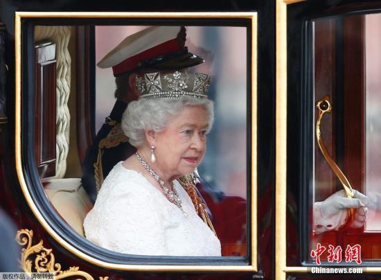 资料?#35745;?#33521;国女王伊丽莎白二世。