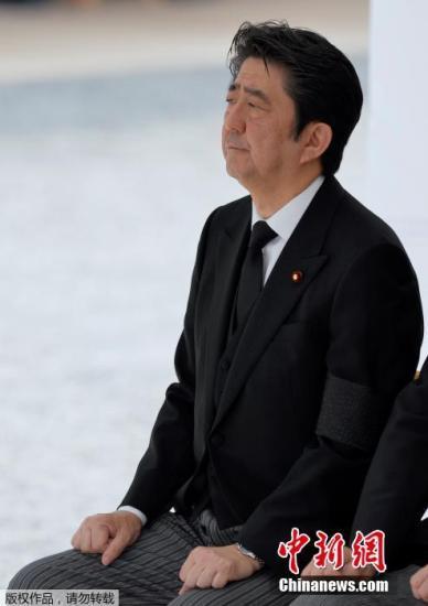 港媒:安倍振兴日本经济只剩最后一支箭