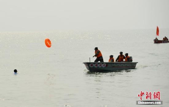 资料图:巢湖。<a target='_blank' href='http://www-chinanews-com.dgfenggong.com/'>中新社</a>发 张娅子 摄