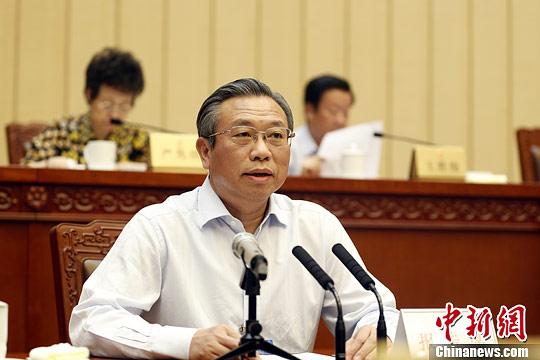 刘家义。<a target='_blank' href='http://www.chinanews.com/'>中新社</a>发 盛佳鹏 摄