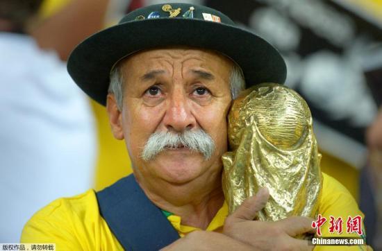 巴西半决赛惨败德国 巴西政府将蒙受新一轮质疑